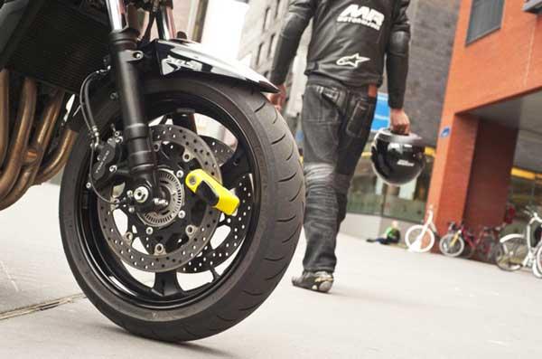 miglior bloccadisco moto