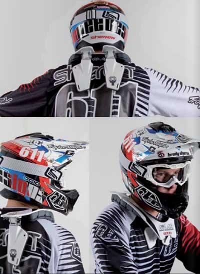 collare motocross