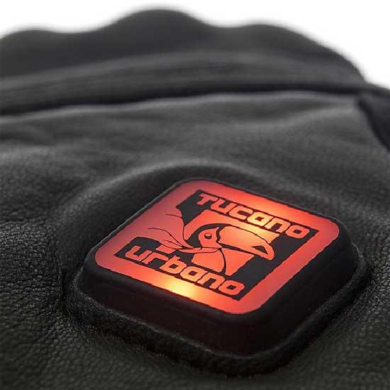guanti riscaldanti da moto