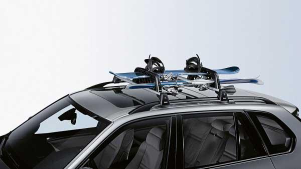 porta-sci per auto