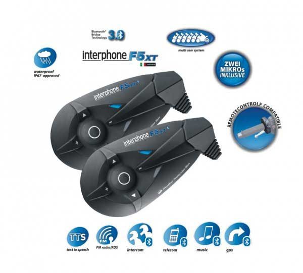 interphone f5 cellular line