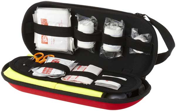 kit prontosoccorso auto