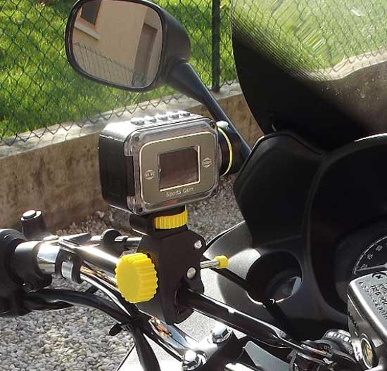 miglior videocamera da moto