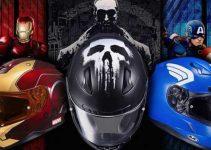 casco omologato per moto ironman