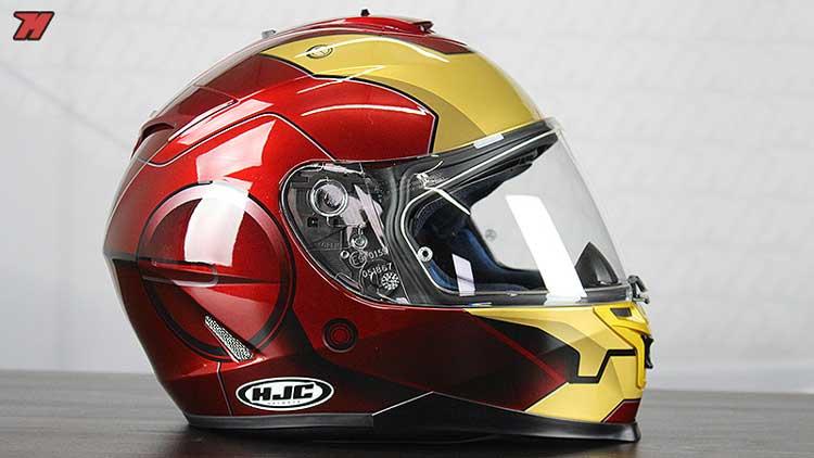 Miglior casco moto di Ironman