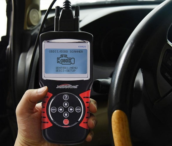 Diagnostica professionale OBD2 per auto