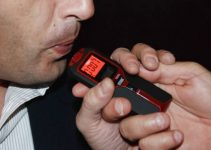Alcol test portatile