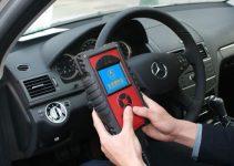 Strumento di diagnostica auto professionale OBD2