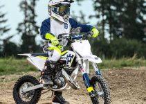Casco professionale da motocross per bambini