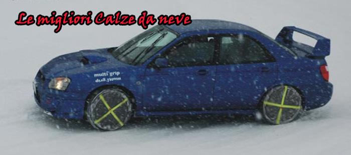 Calze da neve - Hanno un buon grip  Ecco i migliori 5 modelli sul ... 5045f2332501