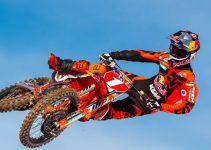 Pettorina da motocross e enduro