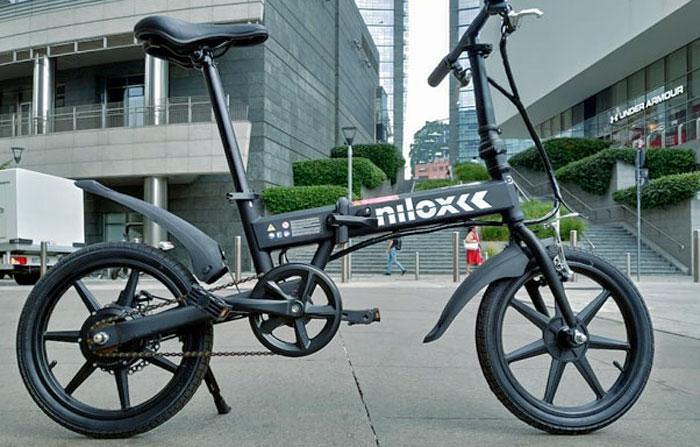 Bici elettrica Nilox