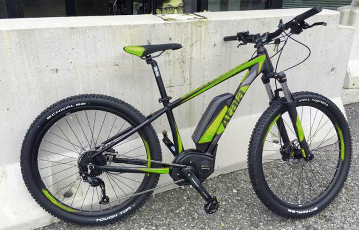Mountain Bike elettrica Atala