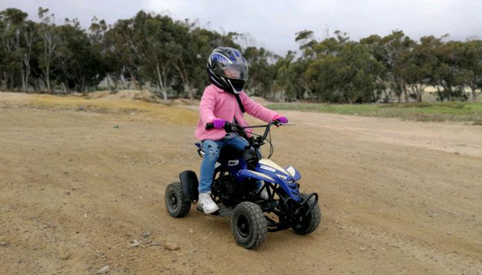 Mini quad per bambini
