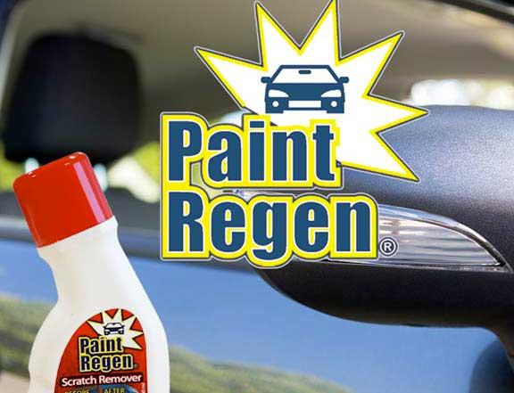 Come funziona Paint Regen
